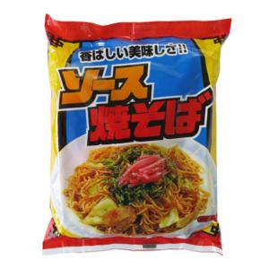 Sunaoshi Sapporo yakisoba noodles