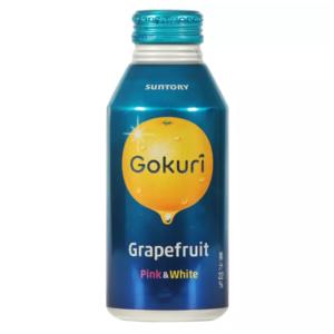 Suntory Gokuri grapefruit juice