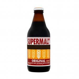 Supermalt Supermalt bier (alcoholvrij)
