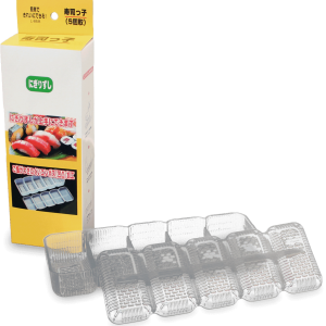 Emro Sushi mal rechthoek (5 vakjes)