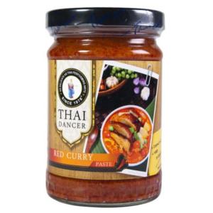 Thai Dancer Kruidenpasta voor rode curry