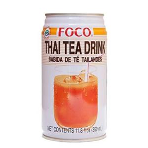 Foco  Thai tea drink