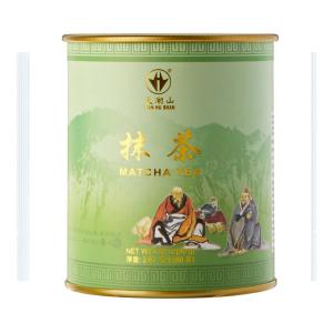 Tian Hu Shan Matcha thee