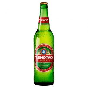 Tsingtao Tsingtao bier 4,7% ALC. (青島啤酒)