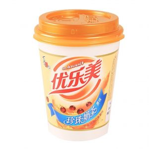 U.loveit Bubble melkthee originele smaak (优乐美珍珠奶茶原味)