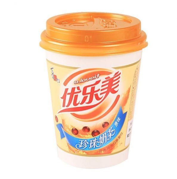 U.loveit Bubble melkthee originele smaak (优乐美珍珠奶茶原味)
