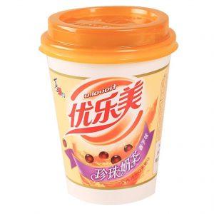 U.loveit  Bubble melkthee taro smaak (优乐美珍珠奶茶香芋)