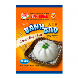 Vĩnh Thuận  Dumpling meel