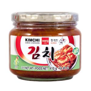 Wang Korea Korean kimchi in jar