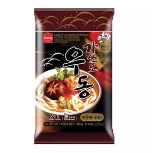 Wang Korea Udon soup katsuo bonito flavour