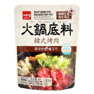 Wang Korea Soup base for bulgogi hot pot