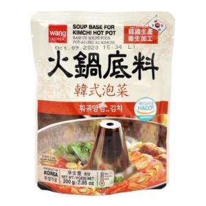 Wang korea Soup base for kimchi hot pot