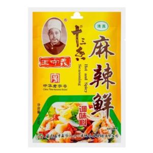 Wang Shou Yi Heet en pikante kruiding (王守义 十三香麻辣鮮)