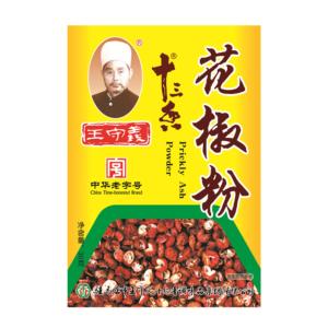 Wang Shou Yi Sichuan grondpeper poeder (王守义 十三香花椒粉)