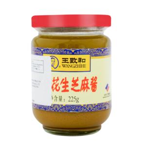 Wangzhihe Sesame paste (王致和 混合花生芝麻酱)