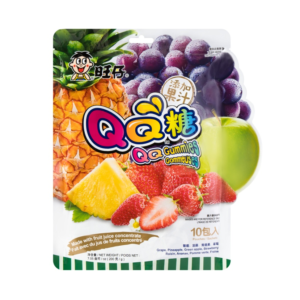 Want want QQ gummy snoepjes mix