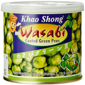 Khao Shong Wasabi coated green peas (140g)