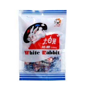 White Rabbit  White rabbit creamy candies 108g (大白兔奶糖)