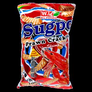 W.L. Foods Sugpo garnalen chips