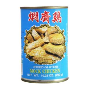 Wu Chung Vegetarische kip (伍中 燜齋雞)