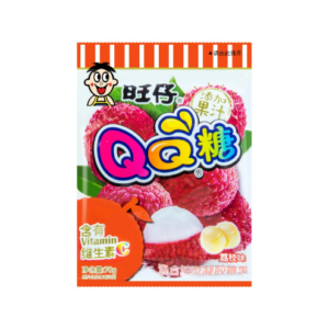Want Want  Gummy lychee flavour 20g (旺旺軟糖(茘枝)