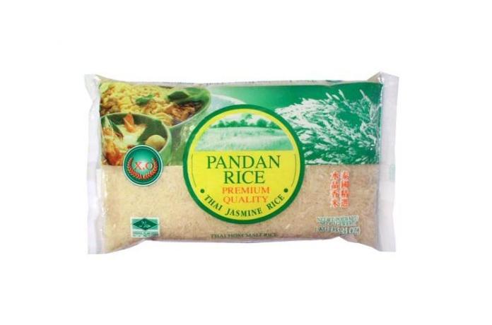 Thaise pandan jasmijn rijst