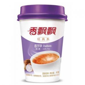 Xiang Piao Piao Melkthee taro smaak (香飘飘 香芋味)