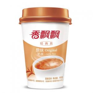 Xiang Piao Piao Melkthee originele smaak (香飘飘 奶茶 经典杯装奶茶)