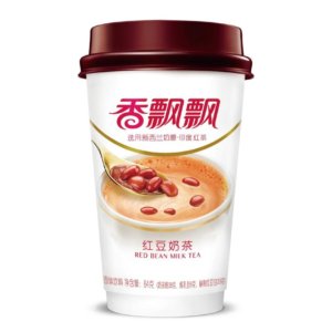 Xiang Piao Piao Melkthee rode bonen smaak (香飘飘 奶茶 红豆)