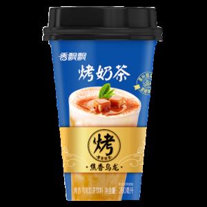 Xiang Piao Piao Roasted oolong milk tea (香飘飘 烤奶茶焦香乌龙奶茶)