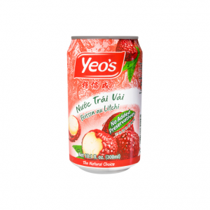 Yeo's Lychee drank