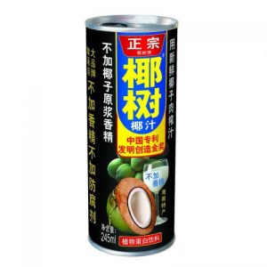 Ye Shu Kokosnootsap (椰樹牌椰子汁)