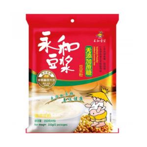 Yon Ho  Sugar-free soybean milk (永和豆浆 无蔗糖豆浆粉 )
