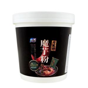 Yumei Konjac vermicelli pikante smaak (与美 魔芋粉杯装 麻辣)