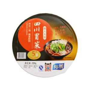 Yumei Sichuan instant groente pikante smaak