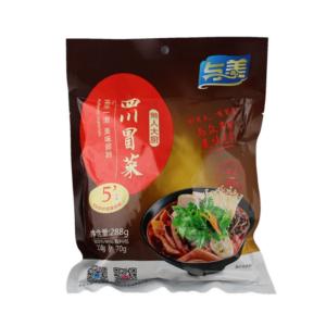 Yumei Sichuan groente voor hot pot (与美 四川冒菜)