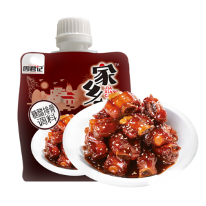 Zhou Jun Ji Seasoning for sweet & sour spare ribs (周君記 糖醋排骨調料)