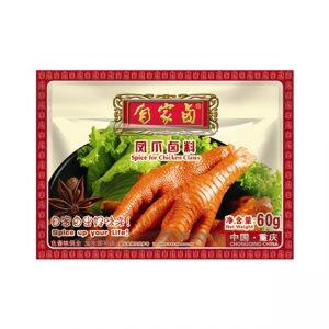 Zi Jia Lu Gemarineerd poeder voor kippenvoeten