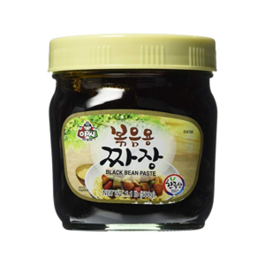 Assi Brand Black bean paste
